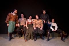 Cast Photo. Photo by Kensie Wallner.