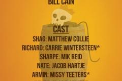 Equivocation Cast List