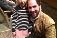 Lauren, Shakespeare's Little Helper
