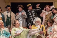 """Tartuffe's Goofy Cast"" Photo by George Katsekes Jr."