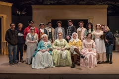 """Tartuffe Cast & Crew"" Photo by George Katsekes Jr."