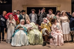 """Tartuffe Cast & Crew Goofy"" Photo by George Katsekes Jr."