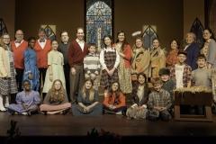 Green - Cast Photo. Photo by George Katsekes Jr.