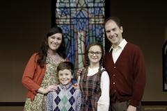 Red - Bradley Family Photo. Photo by George Katsekes Jr.