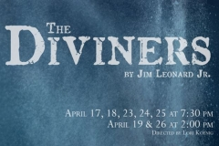 The Diviners Production Poster