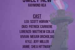 The Sweet New Cast List