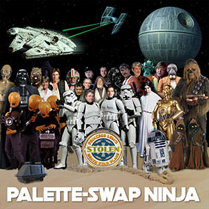 Album cover Princess Leia's Stolen Death Star Plans
