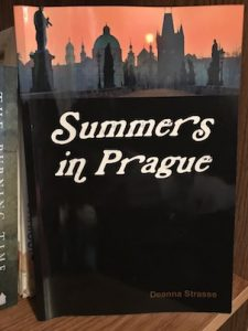 Summers in Prague by Deanna Strasse
