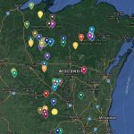 Wisconsin's COVID-19 Deaths mapped by municipality