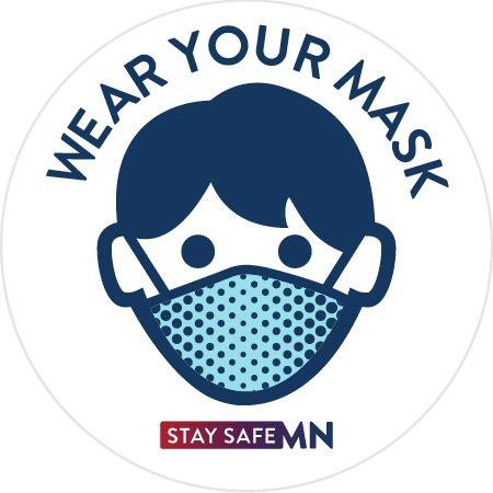 Prevent Minnesota's COVID-19 deaths, wear a mask.
